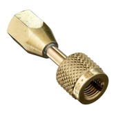 "Yellow Jacket 19110 Quick Coupler 1/4"" F x 1/8"" NPT"