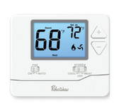Robertshaw RS8110 Non-programmable 1 heat 1 cool Thermostat