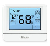 Robertshaw RS10420T 7-day Programmable Wifi Touchscreen 4Heat, 2Cool Thermostat