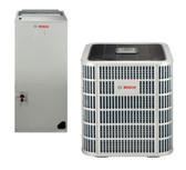 Bosch 3 Ton BOVB 1.0 18 SEER IDS Heat Pump Inverter System with M20 AHU, BOVB-36HDN1-M18M BVA-36WN1-M20