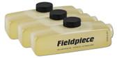 Fieldpiece Vacuum Pump Oil 8 oz Container 3 Pack