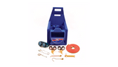 Uniweld KCHP Cap'n Hook Welding and Brazing Outfit with 511
