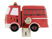 Ganz Fire Truck Night Light ER45029