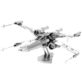 Metal Earth Star Wars X–Wing Starfighter MMS257