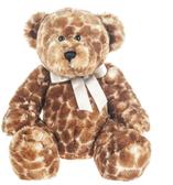 """Ganz Safari Giraffe 15""""  Bear H13495"""