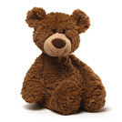 "Gund Punchy Bear Brown 17"" 404161"