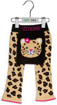 Izzy & Owie Jungle Cat (6-12m) Baby Leggings 79303