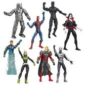 "Marvel Legends 3 3/4"" Action Figures 2016 Wave 3 HSB6356C"