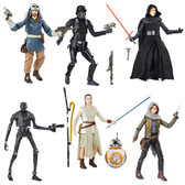 "Star Wars The Black Series 6"" Action Figure Wave 7 Case HSB3834G"