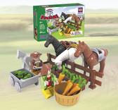 BRICTEK Farm Horse Feeder 21802