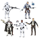 "Star Wars TFA The Black Series 6"" Action Figures Wave 5 Case HSB3834E"