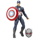 "Marvel 6"" Captain America  Captain America Civil War Marvel Legends Figures Wave 2 HSB6355B1"