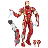 "Marvel 6"" Iron Man Mark 46 Captain America Civil War Marvel Legends Figures Wave 2 HSB6355B1"
