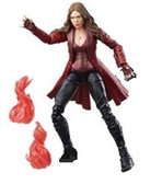 "Marvel 6"" Scarlet Witch Captain America Civil War Marvel Legends Figures Wave 3 HSB6355C"