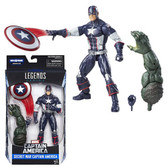 "Marvel 6"" Secret War Captain America Civil War Marvel Legends Figures Wave 3 HSB6355C"