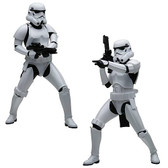 Star Wars 1/10 Scale Stormtrooper ArtFX 2 Pack Pre-painted Model Kit DC01371
