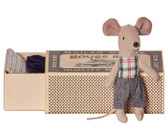 Maileg Mouse Little Brother In Box 16-6775-00