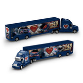 NASCAR 1:64 Jimmie Johnson Superman Batman vs Superman Hauler