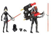 "Star Wars 3 3/4"" Rogue One Seventh Sister Inquisitor And Death Maul Action Figures 2 Pack Wave 2 HAB7073B"