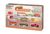 Bachmann N Scale Super Chief Train Set 24021