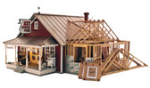 Woodland Scenics Country Store Expansion Built And Ready O Scale BR5845