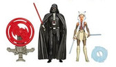 "Star Wars TFA 3 3/4"" Darth Vader/Ashoka Tano Action Figure 2-Pack Wave 3"