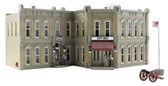 Woodland Scenics HO Scale Municipal Building 3 Pcs.  BR5030