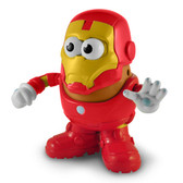 Mr. Potato Head Iron Man Marvel Comics Poptaters PPW02483