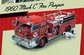 Texaco 1960 Mack C Fire Pumper 1:50 Scale CP7517