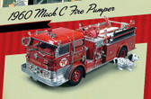 Texaco 1960 Mack C Fire Pumper 1:50 Scale CP7517