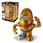 Mr. Potato Head Star Wars C-3PO Poptaters PPW2728