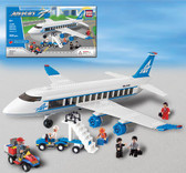 BRICTEK Airport Airplane 11504