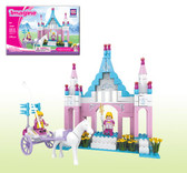 BRICTEK Imagine Little Castle 22002