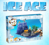 BRICTEK Ice Age Sid Diego And Scrat 00194