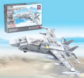 BRICTEK Airforce Super Fighter Plane 25714