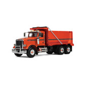 First Gear 1:50 Scale Peterbilt T 367 Dump Truck Orange 50-3357