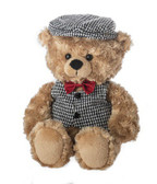 "Ganz Reggie Bear 13"" H13846"