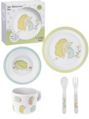 Ganz Hedgehog Plate 5 Piece Set BG3743