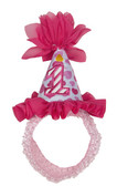 "Ganz Baby Birthday Girl Hat Headband ""1""  (6-12 Months) ER36804"