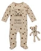 Ganz Sleeper Beary Loved 2 Piece Set (3-9 Months) ER5334