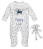 Ganz Sleeper Puppy Love 2 Piece Set (3-9 Months) ER53345