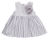 Ganz Baby Misty Grey Dress (6-12 Months) ER59392
