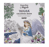 Ganz Wama Guardian Angels Coloring Book ER48573