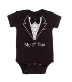 Ganz Baby Boy Diaper Shirt My 1st Tux (0-6 Months) ER38065