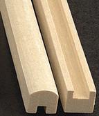 """Houseworks Porch Railing Set 2 Sets 1"""" Scale 18L  7011"""