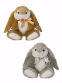 "Ganz Nipsy Bunny 8"" Tan or Grey HE10239"
