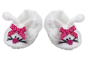 Ganz Bunny Booties 1 Pair EA17245