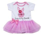 Ganz Baby Diaper Shirt Some Bunny Special TuTu (0-6 Months) EA17244