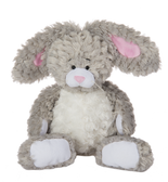 "Ganz Bellifuls Bunny Grey 16"" HE10196"