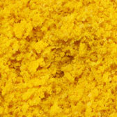 Scenic Express Flock And Turf Aspen Yellow Coarse Shaker 32 Oz EX873B